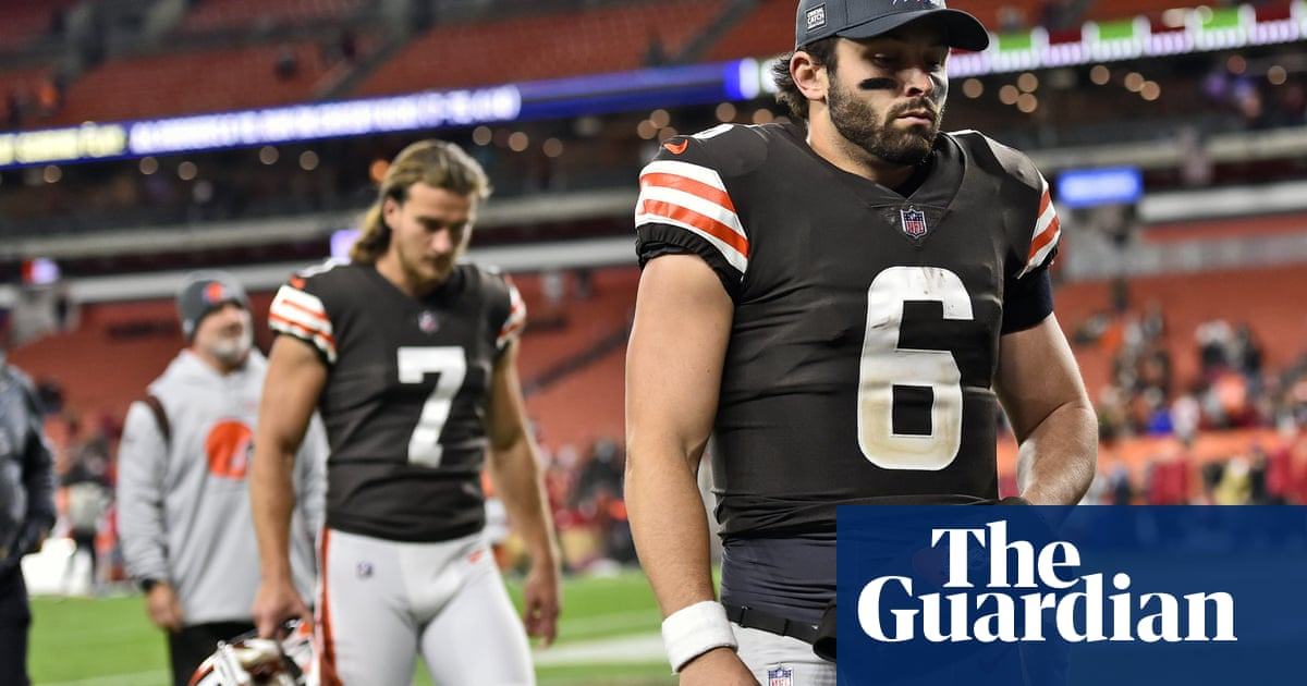 Baker Mayfield is not the problem. But he's not the solution either