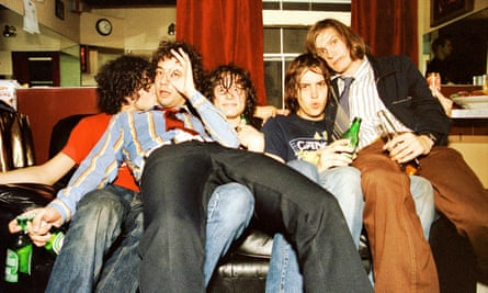 The Strokes, breakfast of champions