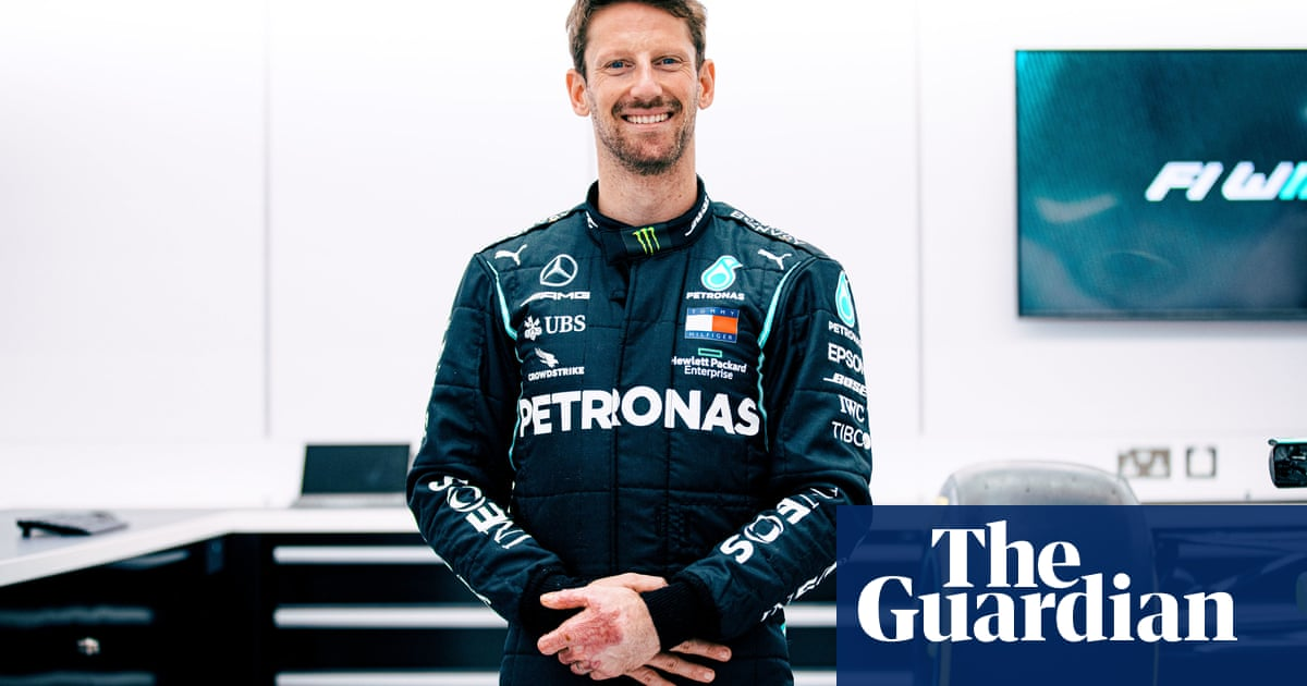 'I saw death coming': Romain Grosjean pushes on in IndyCar after F1 wreck