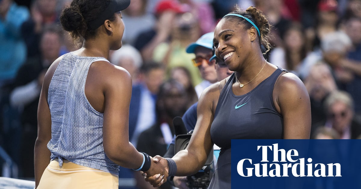 Serena Williams bests Naomi Osaka in Rogers Cup rematch of US Open final