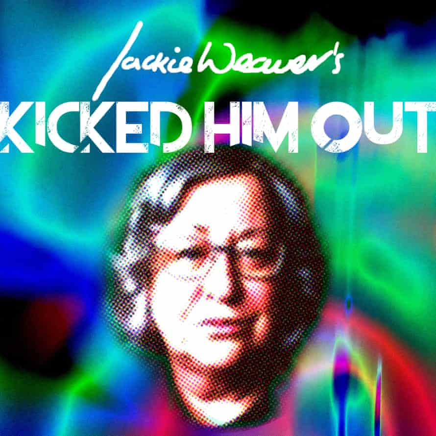 Jackie Weaver's Kicked Him Out single artwork final