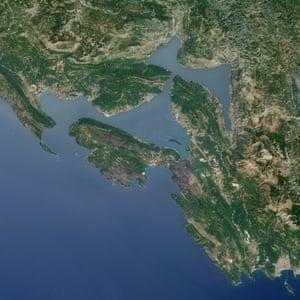 The Bay of Kotor