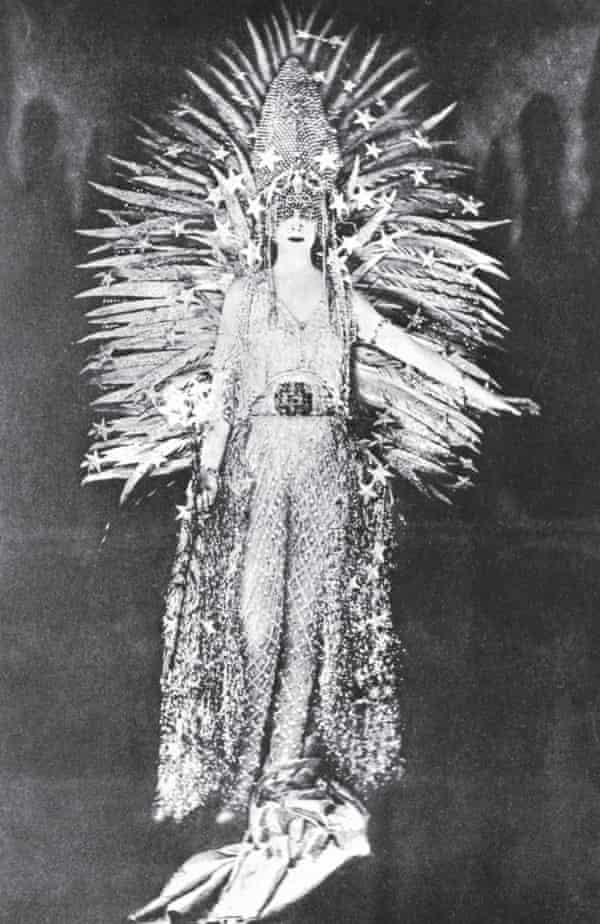 Marchesa Luisa Casati in 1922
