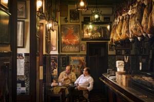 Bar Las Teresas, Seville, Spain