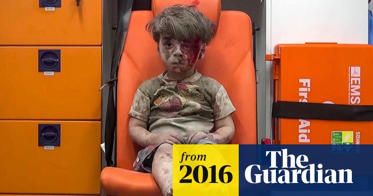 Boy in the ambulance: shocking image emerges of Syrian child