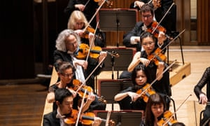 The Philharmonia perform Mahler's Second at the Royal Festival Hall.
