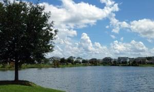The Lake Nona complex