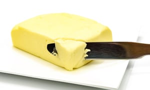 Butter … accept no substitute.