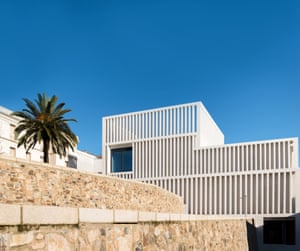 Museum of Contemporary Art Helga de Alvear, Cáceres, Spain, by Emilio Tuñón.