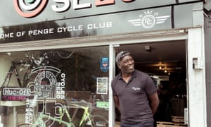 Winnie from SE20 Cycles in Penge, South London