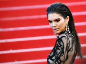 Kendall Jenner attends the From The Land Of The Moon (Mal De Pierres) premiere at the Cannes Film Festival , 2016.