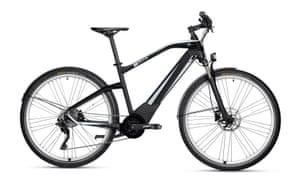 BMW's Active Hybrid e-bike.