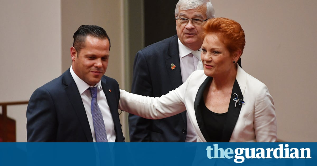 One Nation members say they have been kept in dark on party AGMs