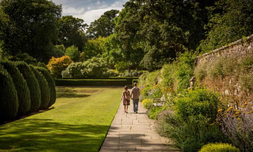 Dartington, Devon - Gardens at Dartington