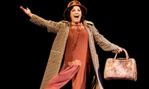 Where's the thorn in that Rose? ... Ria Jones in Gypsy.