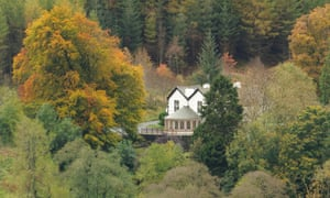 Cottage In The Woods Keswick Wood New Image