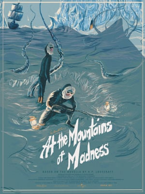 At The Mountains of Madness - Guillermo del Toro