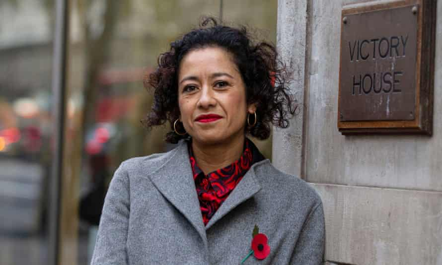 BBC presenter and journalist Samira Ahmed, whose equal pay case is currently being heard.