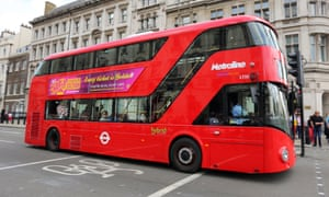 A new London Routemaster.