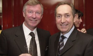 Ferguson formed a friendship with another Liverpool manager Gérard Houllier.