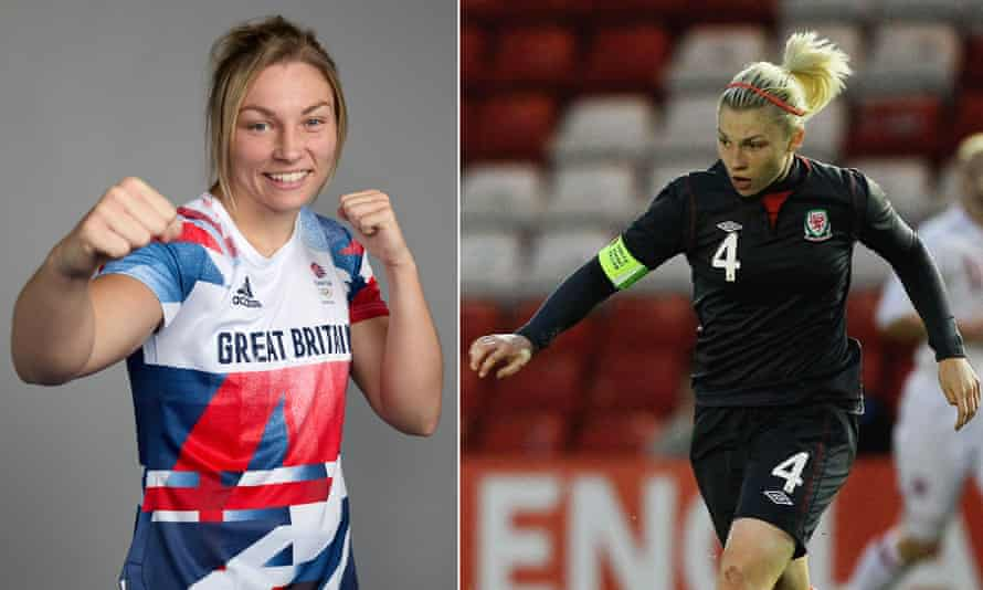Former Wales international Lauren Price is boxing for Team GB at Tokyo 2020.