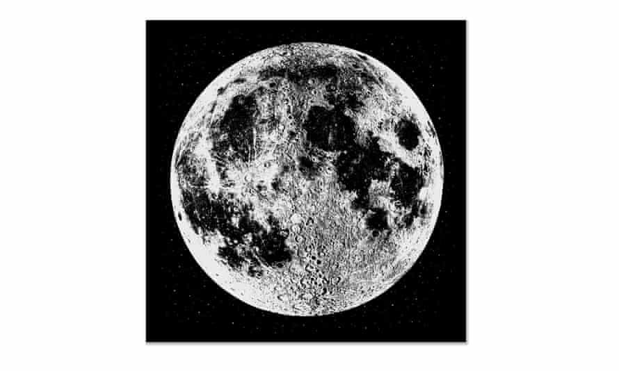 Howkapow moon print