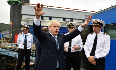Johnson refuses to meet EU leaders unless they scrap backstop