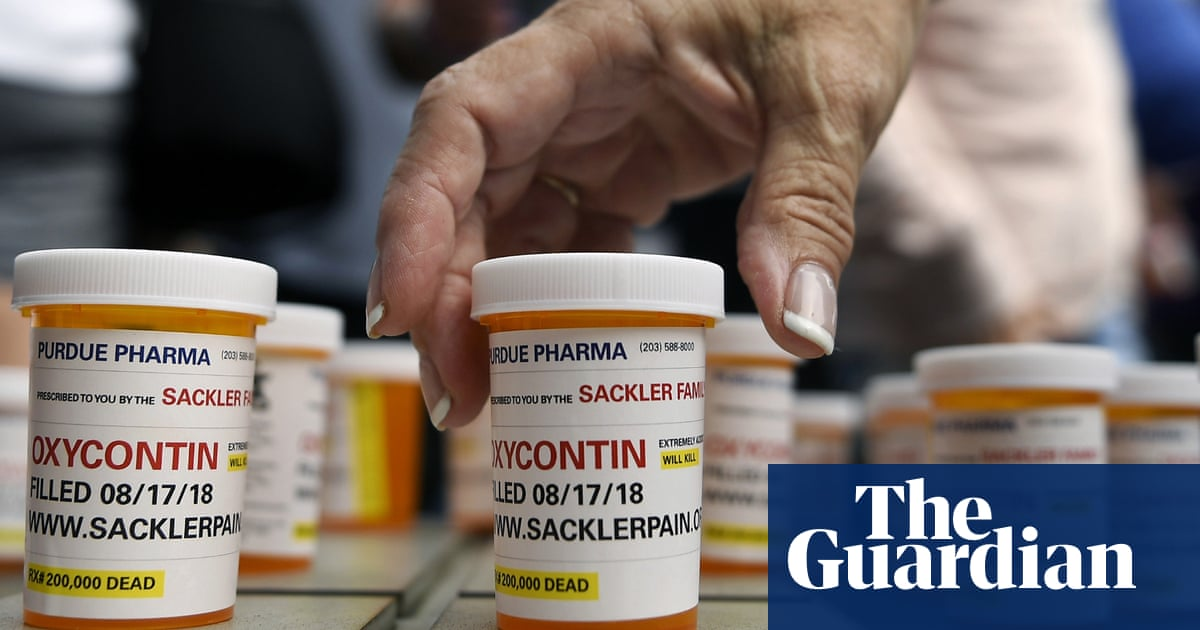US states oppose 'unjust' plan to shield Sackler wealth in opioid settlement