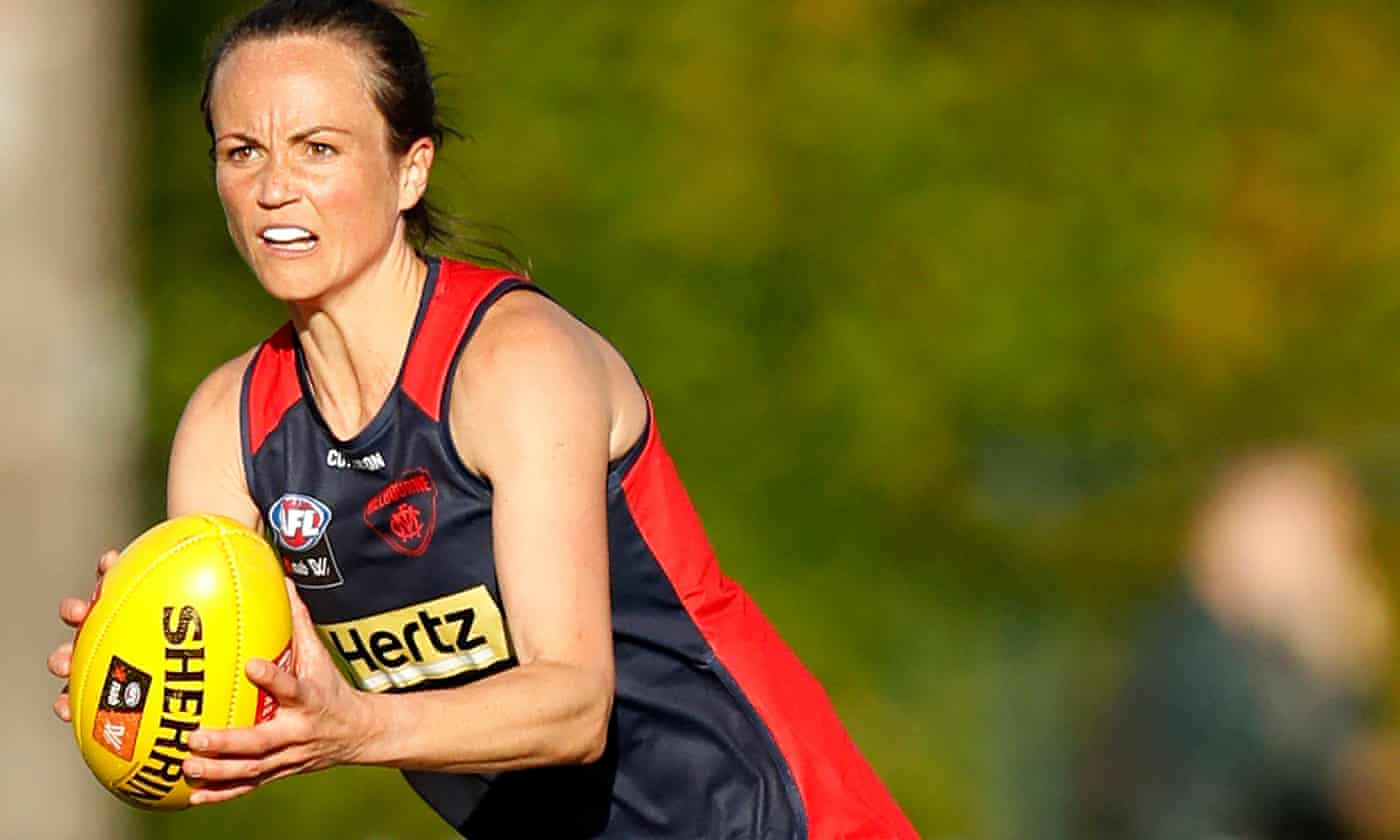 Melbourne star Daisy Pearce set to make AFLW return after long absence