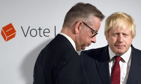 Michael Gove to set out Tory leadership stall after forcing out Boris Johnson