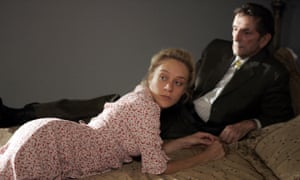 Chloë Sevigny and Harry Dean Stanton in the HBO series Big Love