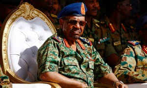 Sudanese president Omar al-Bashir is wanted for war crimes committed by his forces in the province of Darfur.