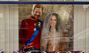 Preparations for the wedding of Prince Harry and Meghan Markle, Windsor.