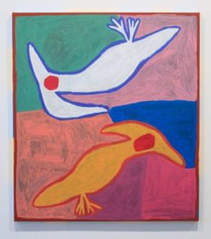 Napangardi Jones, Yellow Bird, White Bird