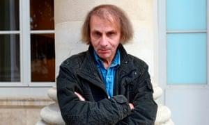 Dyspeptic charm … Michel Houellebecq.