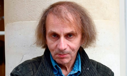 The real Michel Houellebecq.