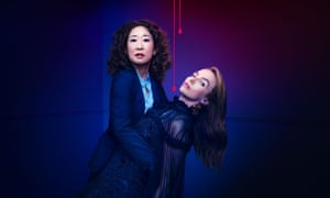 Killing Eve review – dazzling thriller from Fleabag's Phoebe Waller