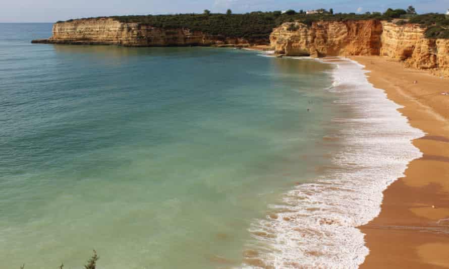 senhora rocha. Wild Guide Portugal