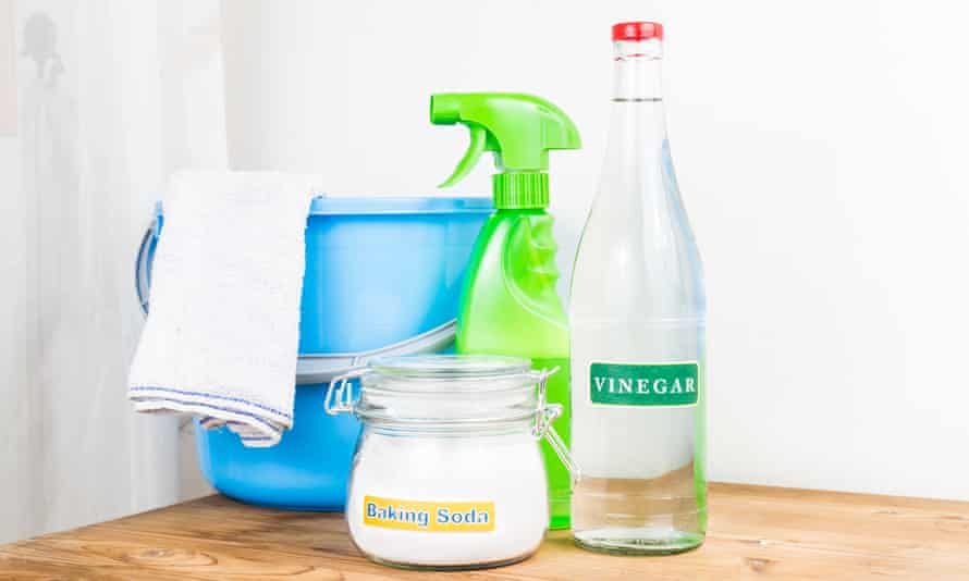 Put the sparkle back with homemade cleaning products.