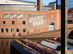 Regency Wharf in Birmingham