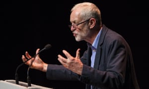 Jeremy Corbyn, the overwhelming favourite to win the Labour leadership contest against Owen Smith, according to the latest Opinium/Observer poll.