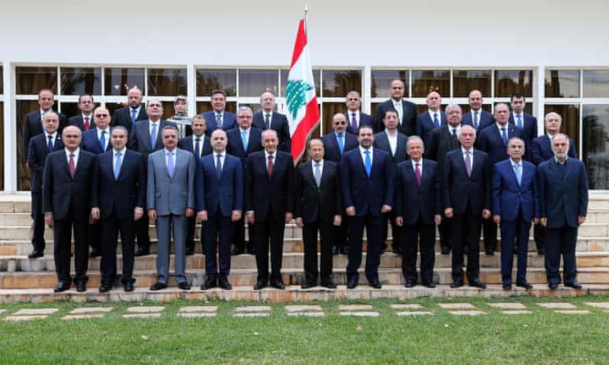 Lebanon's new government