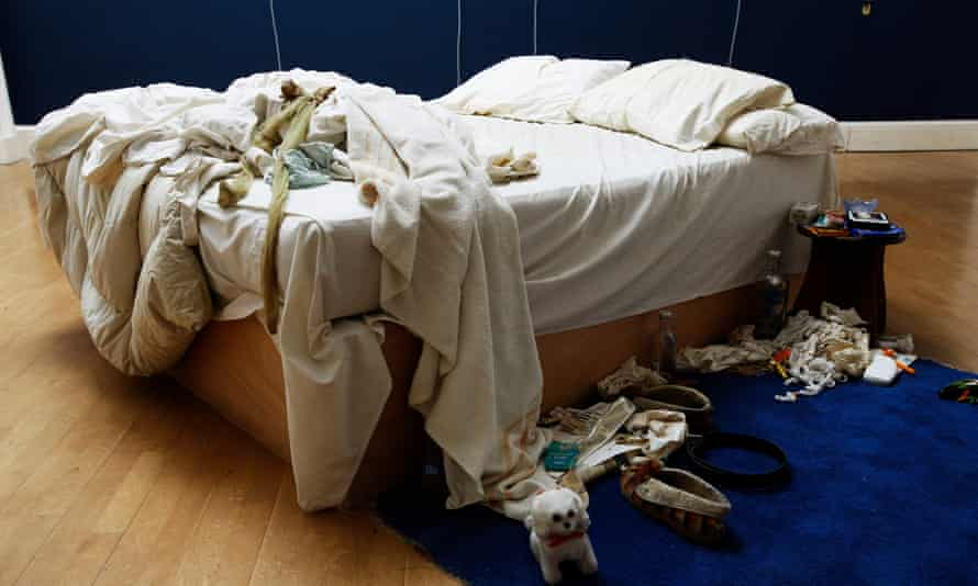 Tracey Emin, My Bed, 1998.