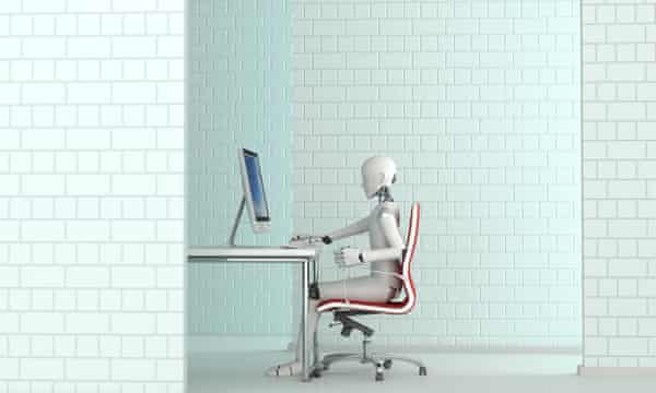 Automatic for the people? Experts predict how AI will transform the workplace