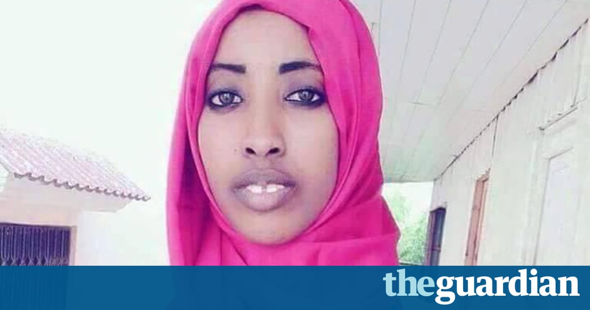Mogadishu bombing: parents' grief for medical student killed in blast
