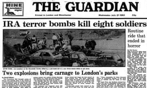 The Guardian, 21 July 1982.