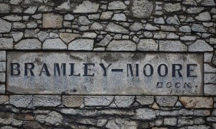 bramley moore dock