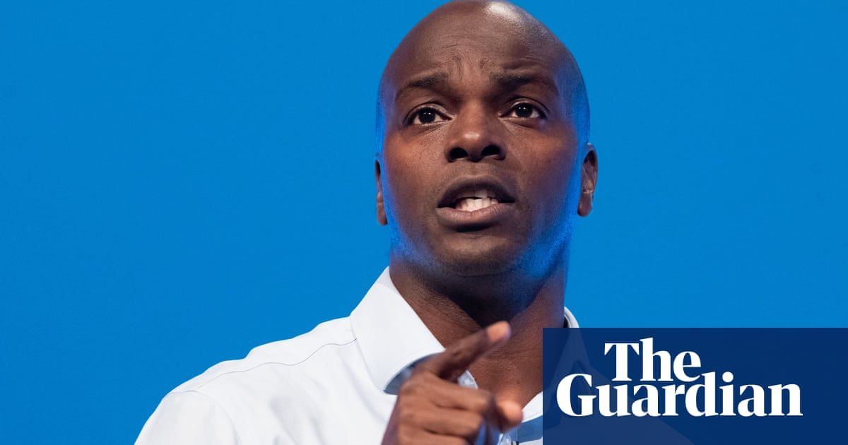 Shaun Bailey accused of 'prehistoric' views on lack of female MPs