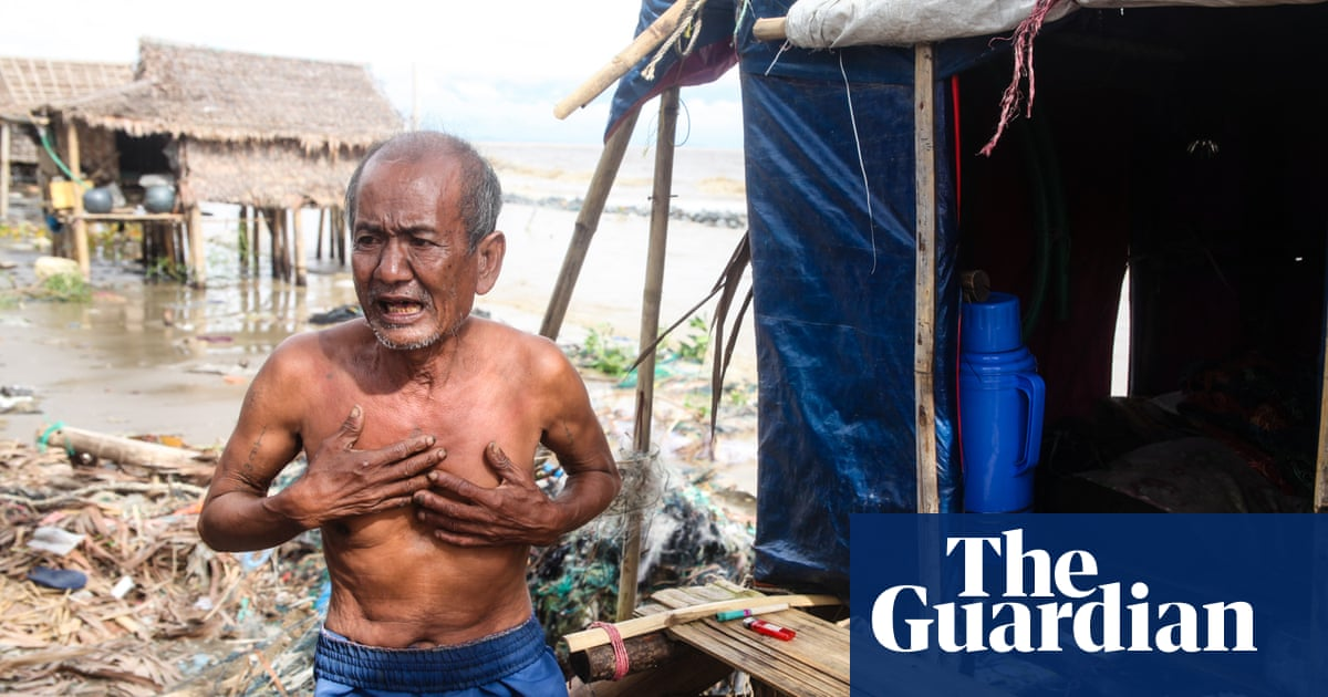 'We feel like hermit crabs': Myanmar's climate dispossessed