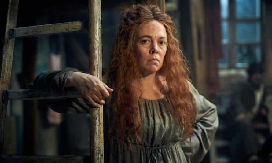 Olivia Colman in Les Misérables
